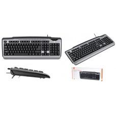 Клавиатура 2E KM1010 USB Gray