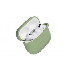 Чехол 2Е для Apple AirPods Pro, Pure Color Silicone (2.5mm) , Light green