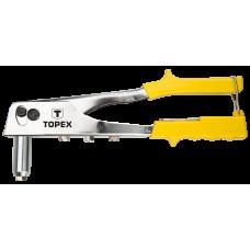 Заклепочник TOPEX 43E707