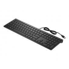 Клавіатура HP Pavilion Wired Keyboard 300 (4CE96AA)