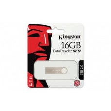 Kingston DataTraveler SE9 16Gb Silver