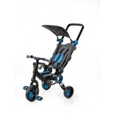 Трехколесный велосипед Galileo Strollcycle Black Синий GB-1002-B