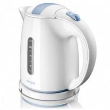 Электрочайник 1.5 л Philips HD4646/70 (бело-голубой)