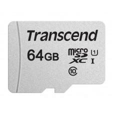 Карта памяти Transcend 64GB microSDXC C10 UHS-I R95/W45MB/s