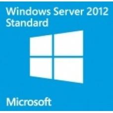 Операционная система Microsoft IBM Windows Server Standard 2012 (2 CPU) Английский (00Y6266)