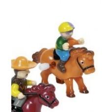 Заводная игрушка goki Жокей 13094G-2