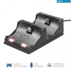 Зарядная станция Trust GXT 235 Duo Charging Dock for PS4