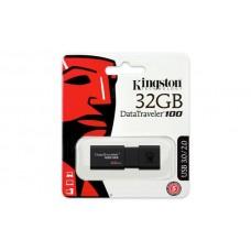 Kingston DataTraveler 100 G3 USB 3.0 32Gb Black