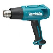 Фен технический Makita HG5030K, 1600Вт, 350/500°C, 0.6кг