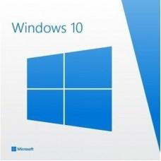 Операційна система Microsoft Windows 10 Домашняя 64 bit Английский (ОЕМ версия для сборщиков) (KW9-00139)