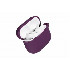 Чехол 2Е для Apple AirPods Pro, Pure Color Silicone (2.5mm) , Marsala