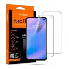 Защитная пленка для телефона Spigen Neo Flex HD 2 Pack for Samsung G973 Galaxy S10 (605FL25696)
