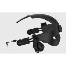 Крепление HTC VIVE Deluxe Audio: аудиокабель с наушниками (для системы Vive 1.0)