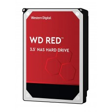 "Жесткий диск WD 3.5"" SATA 3.0 6TB 5400 256MB Red NAS"