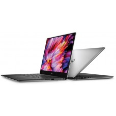Ноутбук Dell XPS 15 (9570) 15.6FHD IPS AG/Intel i5-8300H/8/1000+128F/NVD1050-4/W10/Silver