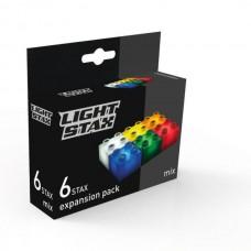 Конструктор LIGHT STAX Junior с LED подсветкой Expansion Разноцветный LS-M04007