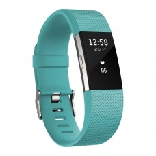 Cпортивний браслет Fitbit Charge 2 (Teal/Small)