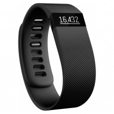 Cпортивний браслет Fitbit Charge Large Black