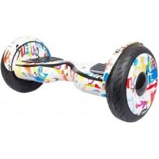 "Smart Balance Wheel U8 10"" Hip-Hop White"