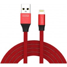 GOLF GC-55I Lightning cable 1m Red