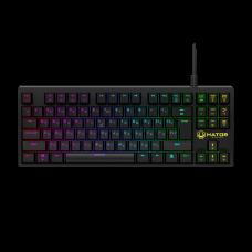 Ігрова клавіатура Hator Rockfall TKL Optical Black Switches (HTK-620)