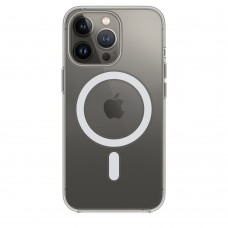 Чохол Apple iPhone 13 Pro Clear Case with MagSafe (MM2Y3)
