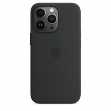 Чохол Apple iPhone 13 Pro Max Silicone Case with MagSafe - Midnight (MM2U3)