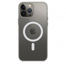 Чохол Apple iPhone 13 Pro Max Clear Case with MagSafe (MM313)