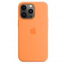 Чохол Apple iPhone 13 Pro Max Silicone Case with MagSafe - Marigold (MM2M3)