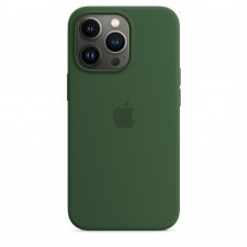 Чохол Apple iPhone 13 Pro Max Silicone Case with MagSafe - Clover (MM2P3)