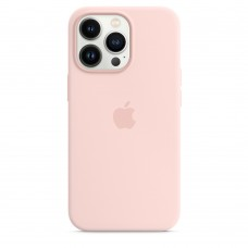 Чохол Apple iPhone 13 Pro Max Silicone Case with MagSafe - Chalk Pink (MM2R3)