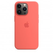 Чохол Apple iPhone 13 Pro Max Silicone Case with MagSafe - Pink Pomelo (MM2N3)
