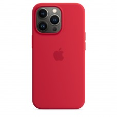 Чохол Apple iPhone 13 Pro Max Silicone Case with MagSafe - PRODUCT RED (MM2V3)