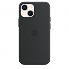 Чохол Apple iPhone 13 mini Silicone Case with MagSafe - Midnight (MM223)