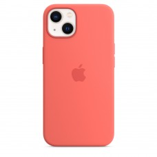 Чохол Apple iPhone 13 Silicone Case with MagSafe - Pink Pomelo (MM253)