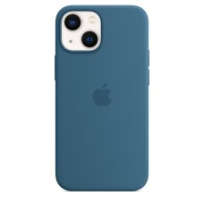 Чохол Apple iPhone 13 mini Silicone Case with MagSafe - Blue Jay (MM1Y3)