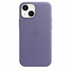 Чохол Apple iPhone 13 mini Leather Case with MagSafe - Wisteria (MM0H3)