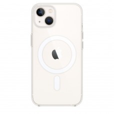 Чохол Apple iPhone 13 Clear Case with MagSafe (MM2X3)