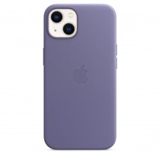 Чохол Apple iPhone 13 Leather Case with MagSafe - Wisteria (MM163)