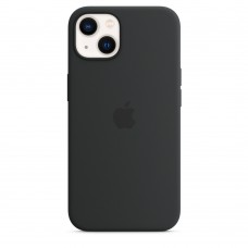 Чохол Apple iPhone 13 Silicone Case with MagSafe - Midnight (MM2A3)