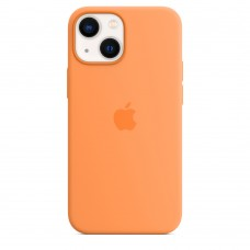Чохол Apple iPhone 13 mini Silicone Case with MagSafe - Marigold (MM1U3)