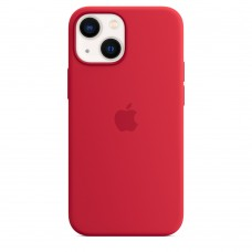 Чохол Apple iPhone 13 mini Silicone Case with MagSafe - PRODUCT RED (MM233)