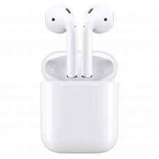 Беспроводная грантиура Apple Airpods MMEF2