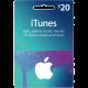 Подарочная карта iTunes Gift Card 20