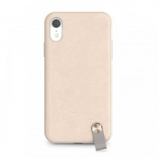 Чехол для смартфона Moshi Altra Slim Hardshell Case With Strap for iPhone Xr Savanna Beige (99MO117111)