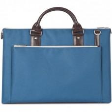 Moshi Urbana Slim Laptop Briefcase Cerulean Blue (99MO078511)