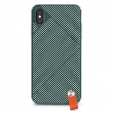 Чехол Moshi Altra Slim Hardshell Case With Strap Mint Green for iPhone XS Max (99MO117602)