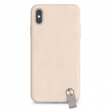 Чехол Moshi Altra Slim Hardshell Case With Strap Savanna Beige for iPhone XS Max (99MO117112)