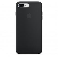 Чохол силіконовий Apple iPhone 8 Plus Silicone Case - Black (MQGW2)