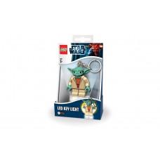 """LEGO Брелок-фонарик """"Звездные войны - Йода"""", LGL-KE11"""